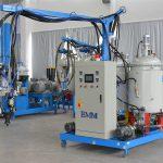 machine à haute densité EMM084-1 d'isolation de mousse d'unité centrale de porcelaine de porcelaine