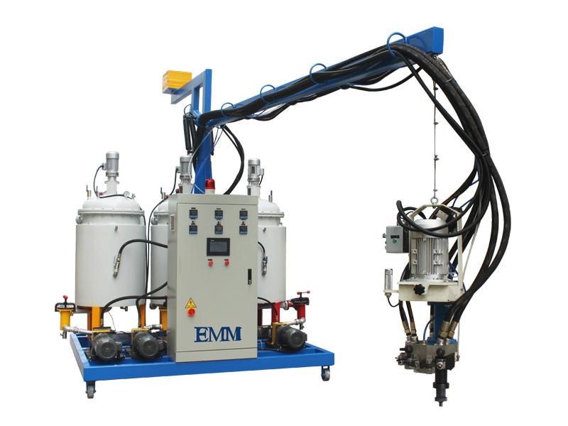 Machines moussantes à base de polyuréthane
