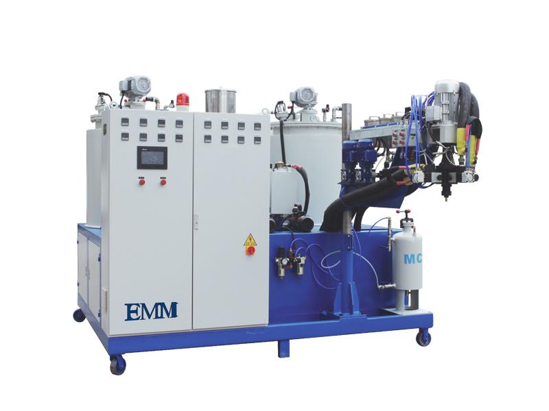 Machine de moulage d'haltères en polyuréthane