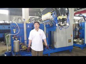 EMM090-1 machine à couler en élastomère à deux composants