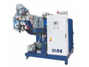 machine de coulée en élastomère pu pour roues en polyuréthane