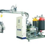 machine à mousse cyclopentane à haute pression