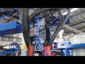 Machine de mélange de mélange de ration de série de TPU faisant la machine de mousse de jet de polyuréthane