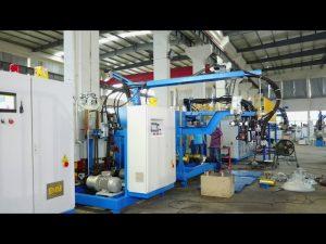 Deux composants pu haute isolation de mousse de machine de mousse de machine de pression de machine à haute pression