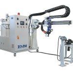 machine moussante de couverture d'extrémité de filtre