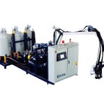 machine de mousse florale de polyuréthane à haute pression