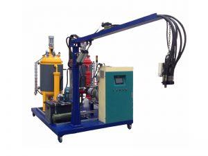 Les machines automatiques à haute pression de matelas de mousse d'unité centrale commandées par PLC pour des filtres à air de voiture