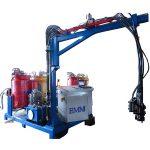 machine à mousse cyclopentane à haute pression pour réfrigérateur, chauffage solaire