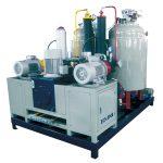 polyuréthane machine à mousse haute pression moussant porte machine