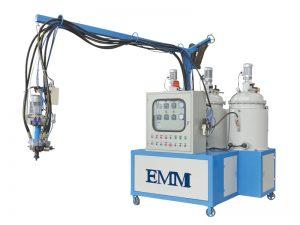 machines à mousse de polyuréthane à basse pression