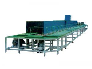 machine de mousse de polyuréthane flexible de basse pression de porcelaine pour le coussin de siège de moto d'unité centrale