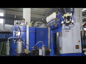 machine à couler en polyuréthane à haute et moyenne température