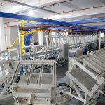 chaîne de production flexible d'anneau d'oreiller de repos de cou de mousse de polyuréthane
