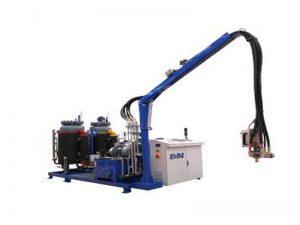 machine à mousse pu à haute pression, machine à mousse de polyuréthane, mousse à l'unité centrale