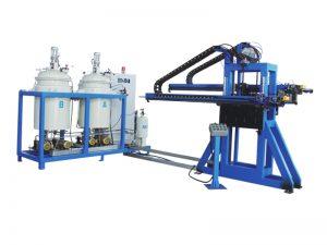 machine de pulvérisation de polyuréthane