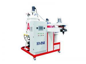 Machine de coulée à deux composants en polyuréthane à basse pression