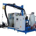 type continu machine à haute pression d'isolation de mousse de jet de polyuréthane d'unité centrale