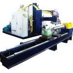 machine de versement élastomère de polyuréthane pour la fabrication de tapis de souris pu