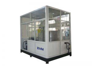 mélangeur statique, réservoir de mélange de chauffage électrique en acier inoxydable