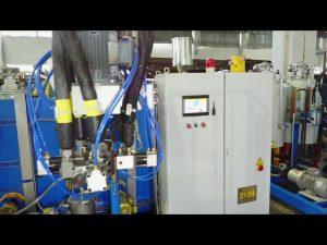 machine de versement en élastomère de polyuréthane à trois composants / machine de versement en élastomère pu