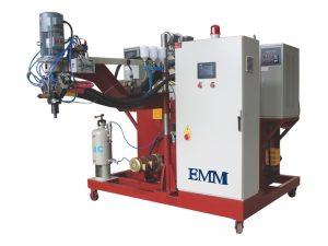 machine à couler en élastomère à deux composants